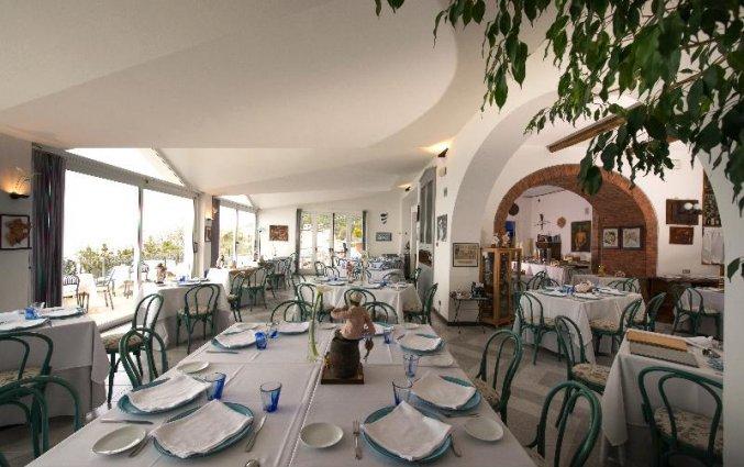 Restaurant van Hotel Albergo Diffuso Bacco Furore in Amalfi