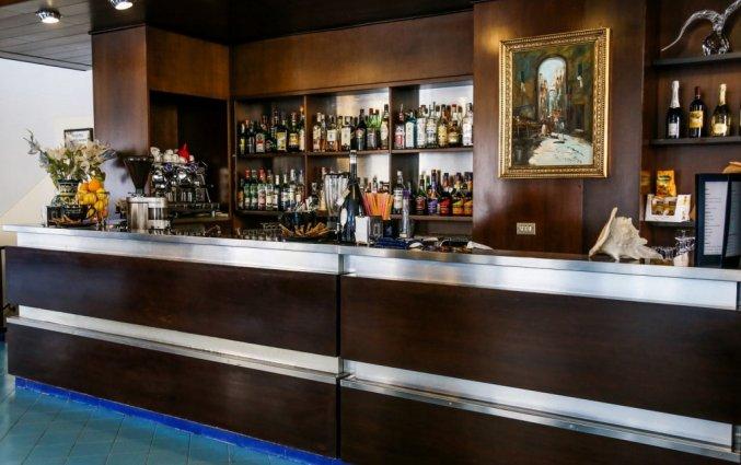Bar van hotel residance san pietrol