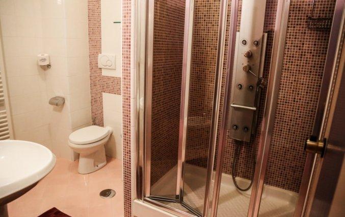 badkamer van hotel residance san pietro