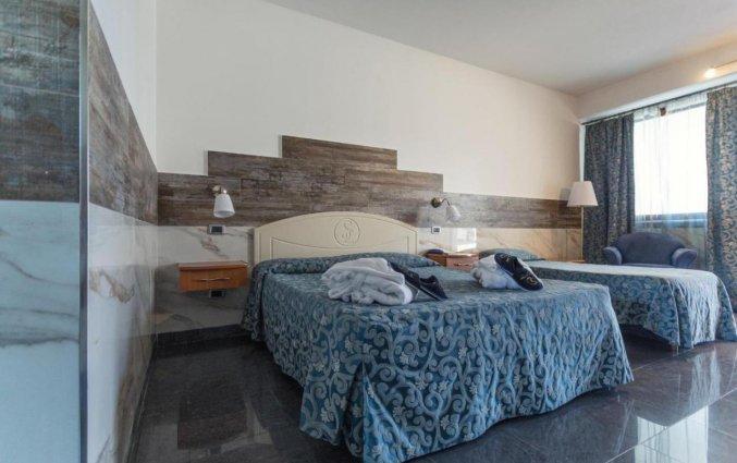 Driepersoonskamer van Hotel San Luca