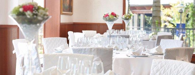 restaurant van Hotel San Luca