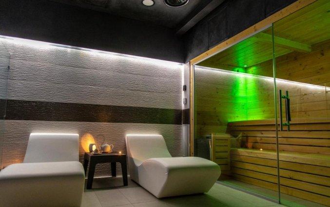 Sauna van Hotel San Luca