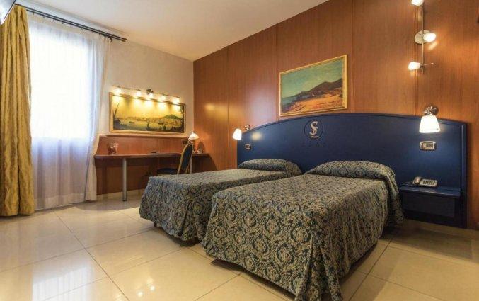 Tweepersoonskamer van Hotel San Luca