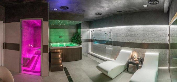 Wellness van Hotel San Luca