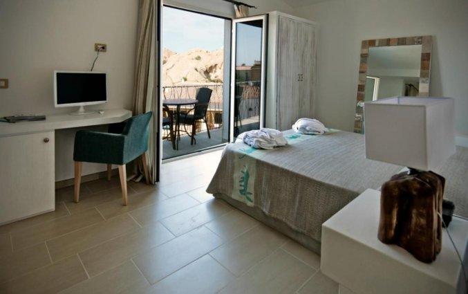 Kamer met balkon Bij Hotel Dolce Vita