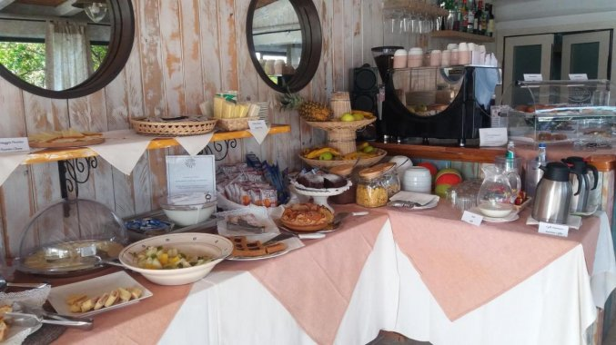 Ontbijt Bij Hotel Dolce Vita