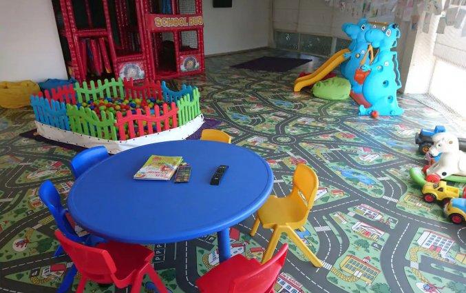 Kinderspeelruimte van Hotel The Corner Park in Antalya