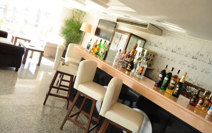 Bar van Hotel The Corner Park in Antalya