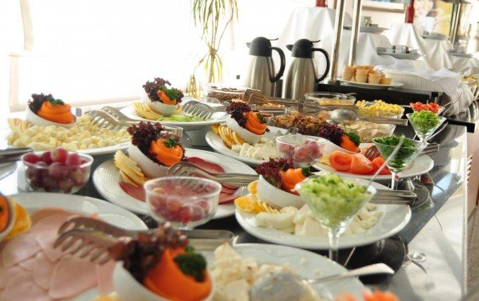Restaurant van Hotel The Corner Park in Antalya