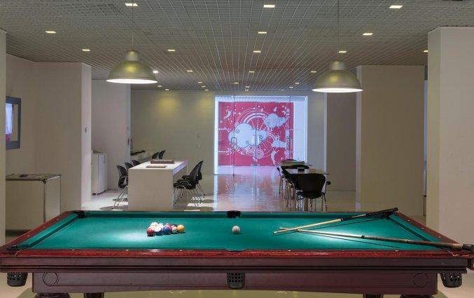 Spellenkamer van Hotel Su & Aqualand in Antalya