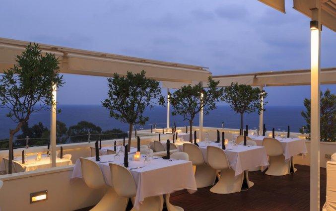 Restaurant van Hotel Su & Aqualand in Antalya