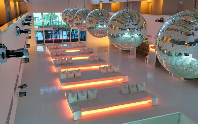 Lobby van Hotel Su & Aqualand in Antalya