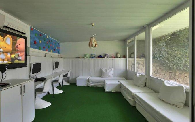 Kinderspeelruimte van Hotel Su & Aqualand in Antalya