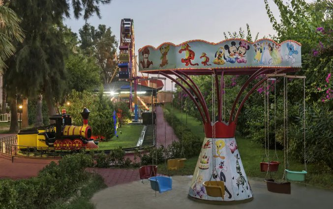 Kinderspeelruimte van Hotel & Resort Botanik in Side