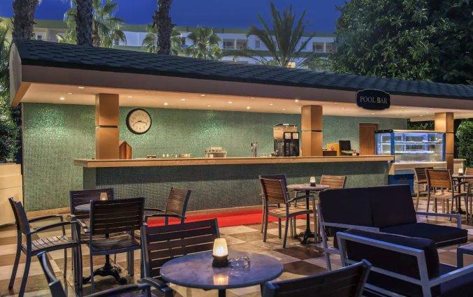 Poolbar van Hotel & Resort Botanik in Side