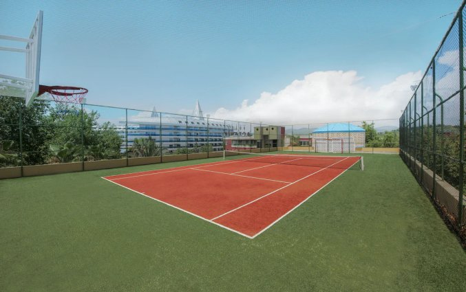 Sportfaciliteit van Hotel & Resort Botanik in Side