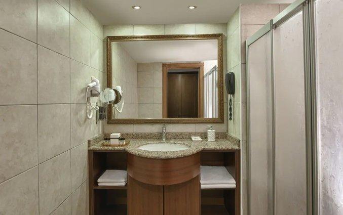 Badkamer van Hotel & Resort Botanik in Side