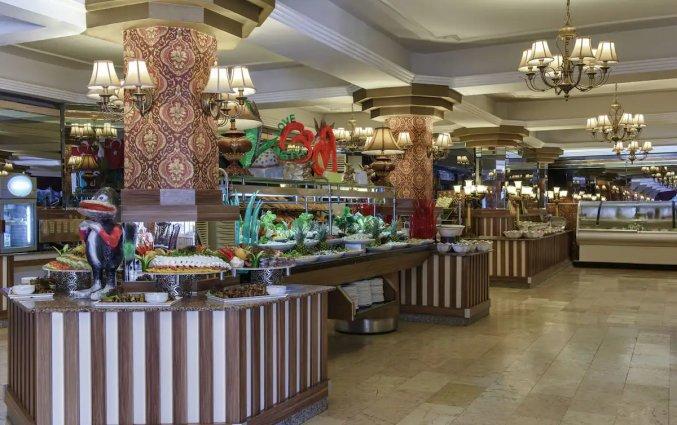 Restaurant van Hotel & Resort Botanik in Side