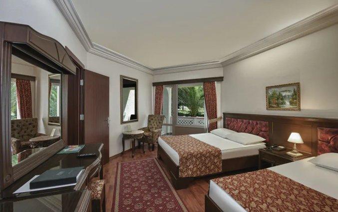 Slaapkamer van Hotel & Resort Botanik in Side