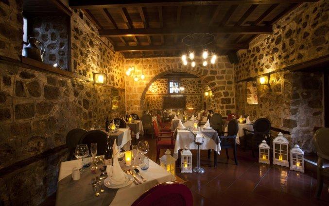 Restaurant van Hotel Alp Pasa in Antalya