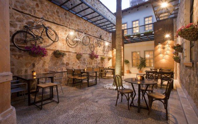 Bar van Hotel Alp Pasa in Antalya