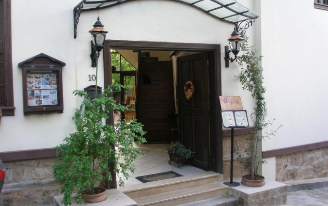 Entree van Hotel Deja Vu Otel Kaleici in Antalya