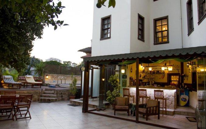 Bar van Hotel Deja Vu Otel Kaleici in Antalya