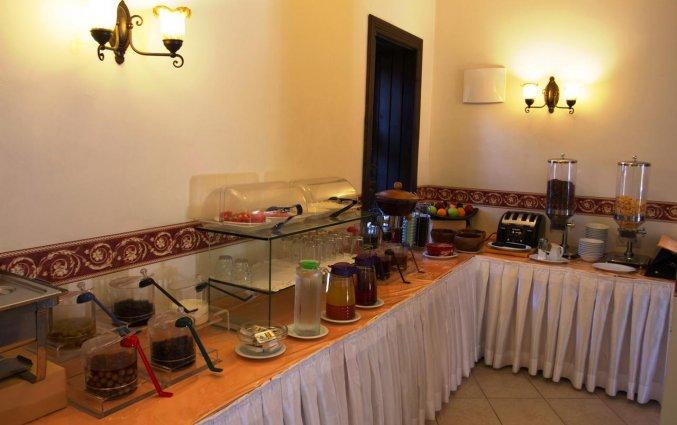 Eetgelegenheid van Hotel Deja Vu Otel Kaleici in Antalya