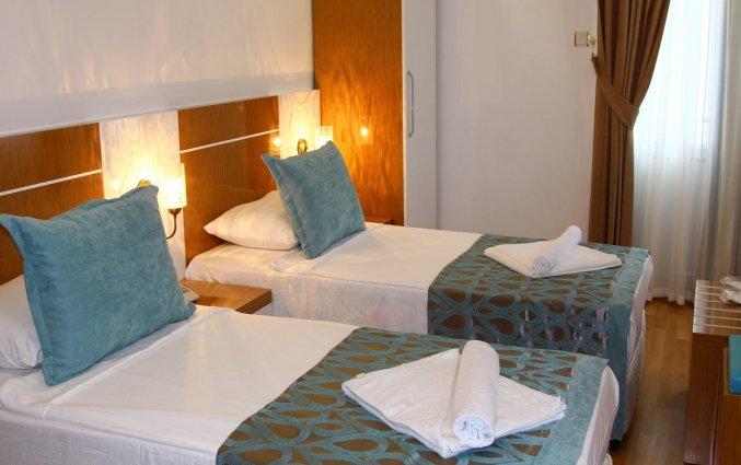Slaapkamer van Hotel Esperanza Boutique in Antalya