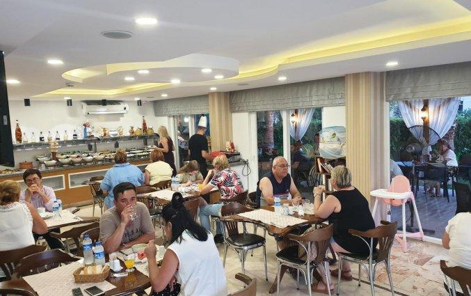 Restaurant van Hotel Esperanza Boutique in Antalya