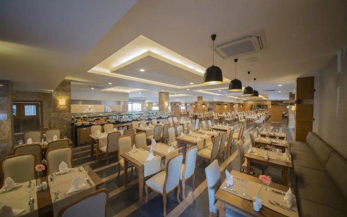 Restaurant van Hotel Lara Family Club in Antalya