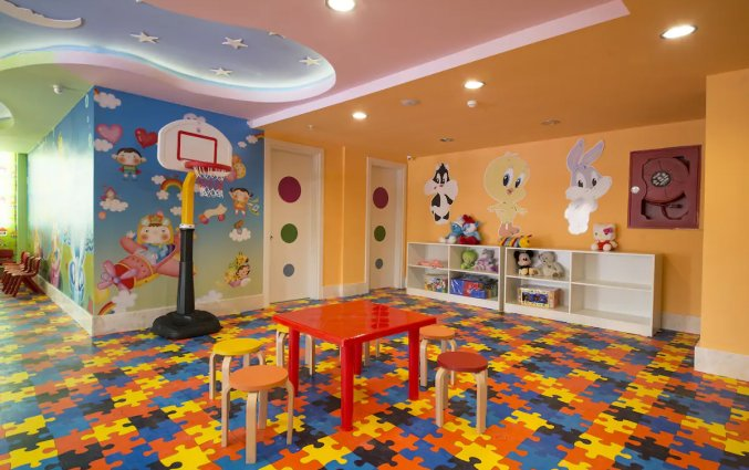 Kids club van Hotel Lara Family Club in Antalya