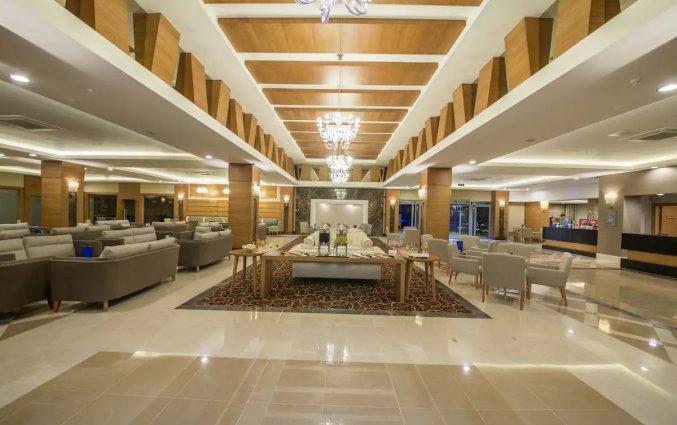 Lobby van Hotel Lara Family Club in Antalya
