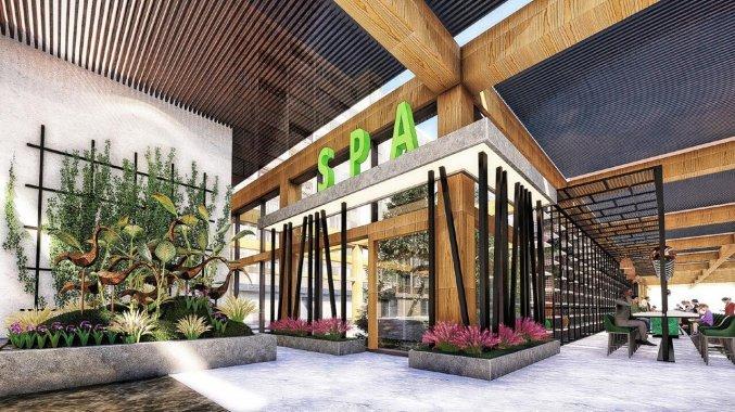 Spa van Hotel Nirvana Cosmopolitan in Antalya