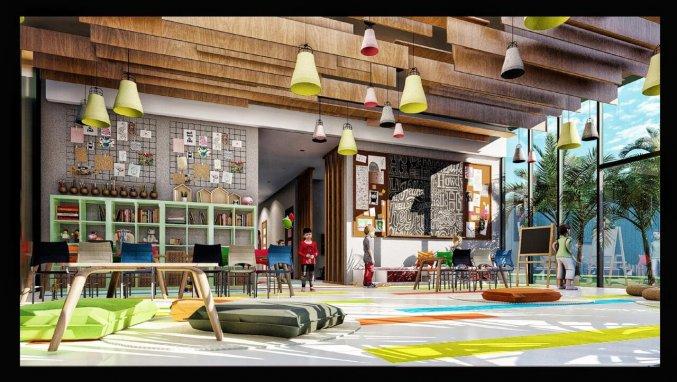 Kids Club van Hotel Nirvana Cosmopolitan in Antalya
