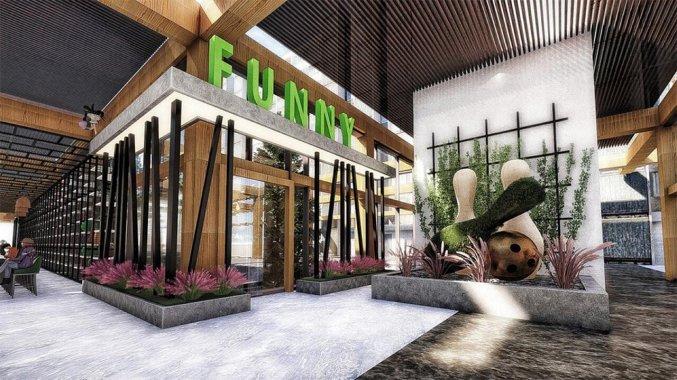 Spellenhal van Hotel Nirvana Cosmopolitan in Antalya