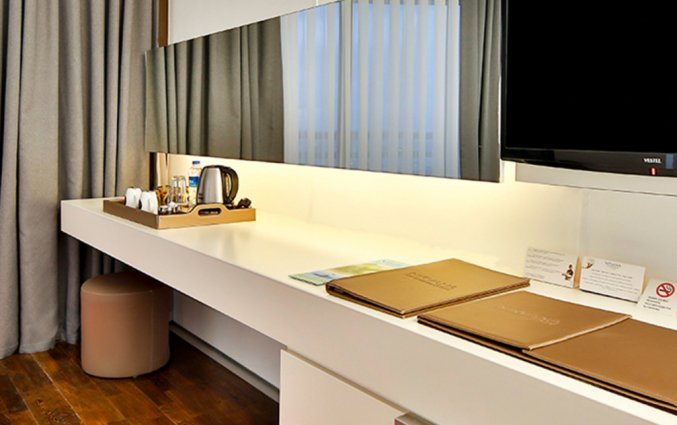 Tweepersoonskamer van Hotel Nirvana Cosmopolitan in Antalya