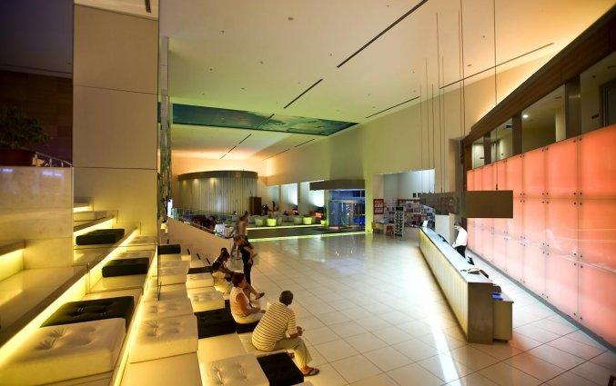 Receptie van Hotel Amara Centro in Antalya