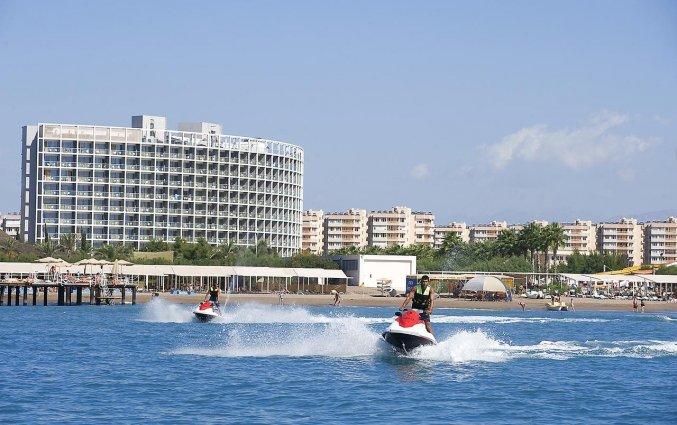 Strand van Hotel Amara Centro in Antalya