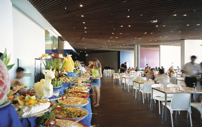 Restaurant van Hotel Amara Centro in Antalya