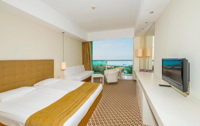 Tweepersoonskamer van Hotel Amara Centro in Antalya