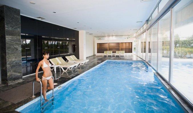 Binnenzwembad van Hotel Amara Centro in Antalya