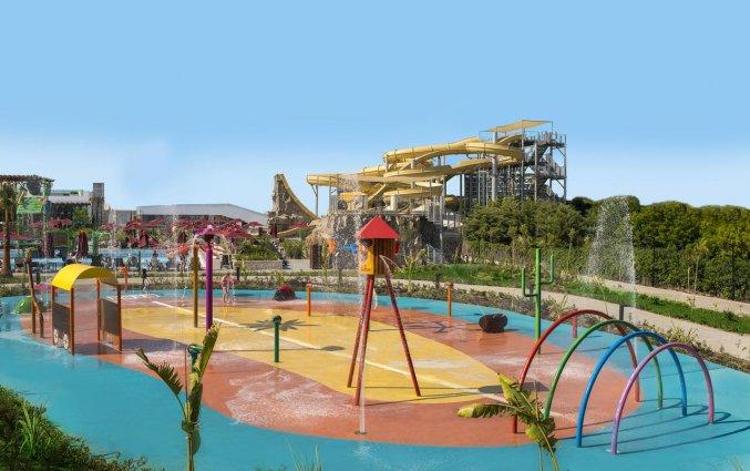 Waterpark van Resort en Spa Aska Lara in Antalya
