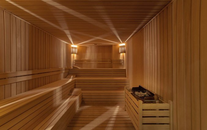 Sauna van Resort en Spa Aska Lara in Antalya
