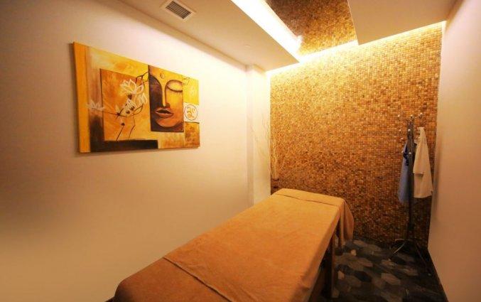 Massageruimte van Hotel& Spa Sey Beach in Alanya