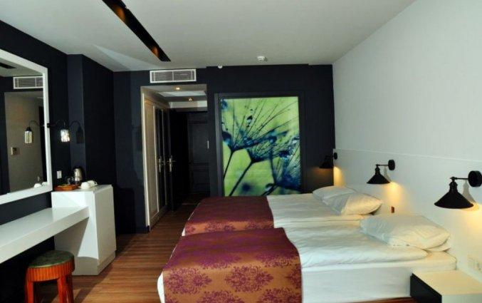 Tweepersoonskamer van Hotel & Spa Sey Beach in Alanya