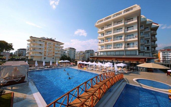 Hotel& Spa Sey Beach in Alanya