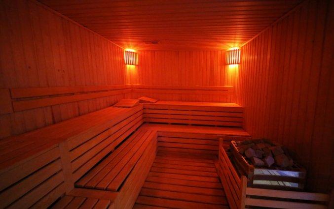 Sauna van Hotel& Spa Sey Beach in Alanya