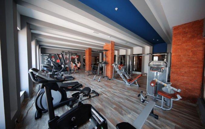Fitnessruimte van Hotel& Spa Sey Beach in Alanya