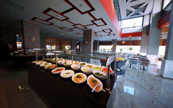 Restaurant van Hotel& Spa Sey Beach in Alanya